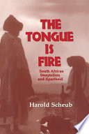 Free Download The Tongue Is Fire Book