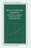 Revolutionary Horizons Pdf/ePub eBook