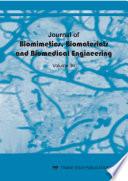 Journal of Biomimetics  Biomaterials and Biomedical Engineering
