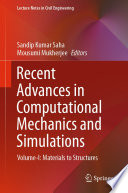 Recent Advances in Computational Mechanics and Simulations