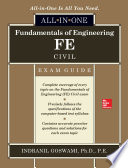 Fundamentals of Engineering FE Civil All in One Exam Guide