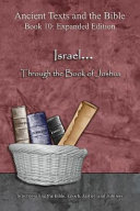 Israel    Through the Book of Joshua   Expanded Edition Book