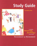 Study Guide to Accompany Discovering Psychology  Second Edition