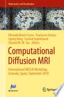 Computational Diffusion Mri Book PDF