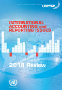 Pdf International Accounting and Reporting Issues Telecharger