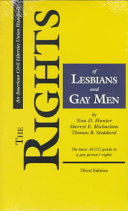 The Rights of Lesbians and Gay Men