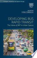 Developing Bus Rapid Transit