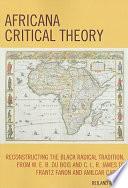 Africana Critical Theory
