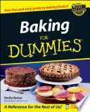 """Baking For Dummies"" by Emily Nolan"