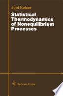 Statistical Thermodynamics of Nonequilibrium Processes