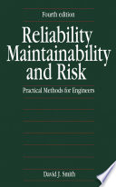 Reliability Maintainability And Risk Book PDF