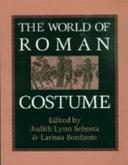 The World of Roman Costume