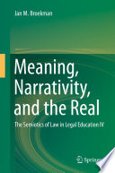 Meaning Narrativity And The Real