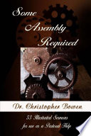 Some Assembly Required 53 Illustrated Sermons Book PDF