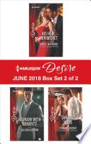Harlequin Desire June 2018 Box Set 2 Of 2