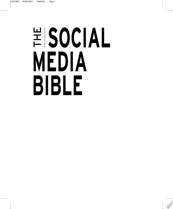 The Social Media Bible