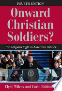 Onward Christian Soldiers?