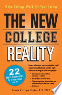 The New College Reality