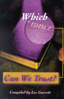 Pdf Which Bible Can We Trust
