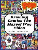 Drawing Comics the Marvel Way Video, Archie Comics Lot