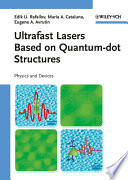 Ultrafast Lasers Based on Quantum Dot Structures