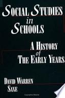 Social Studies in Schools Book