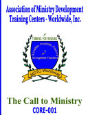CORE001   The Call To Ministry
