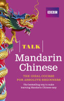 Talk Mandarin Chinese Enhanced eBook  with audio    Learn Mandarin Chinese with BBC Active