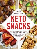 Keto Snacks Book