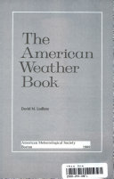 The American Weather Book