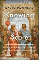 Knowing the Score Pdf/ePub eBook