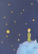 Le Petit Prince Diary With Lock