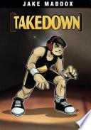 Jake Maddox  Takedown Book