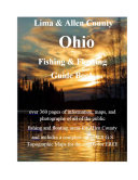Lima & Allen County Ohio Fishing & Floating Guide Book Book