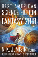 The Best American Science Fiction and Fantasy 2018 Pdf