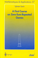 A First Course on Zero Sum Repeated Games