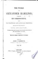 Political essays [etc., 1792-1804] Contents. Index