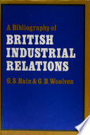 A Bibliography Of Industrial Relations