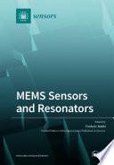 MEMS Sensors and Resonators Book