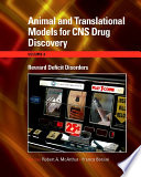 Animal And Translational Models For Cns Drug Discovery Reward Deficit Disorders Book PDF