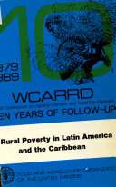 Rural Poverty In Latin America And The Caribbean Book PDF