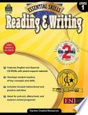 Essential Skills Reading Writing Grade 1 Book PDF