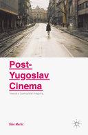 Post-Yugoslav Cinema