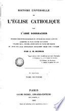 Histoire Universelle de l'Esglise Catholique, 8