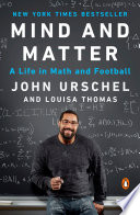 Book cover for Mind and matter A life in math and football.