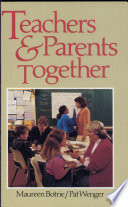Teachers And Parents Together Book PDF