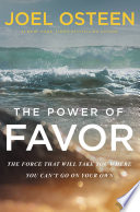 The Power of Favor Book