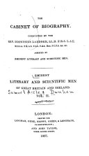 Eminent Literary and Scientific Men of Great Britain and Ireland  William Shakespear  Ben Johson  Philip Massinger