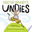 Doctor Grundy s Undies Book