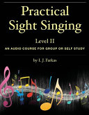 Practical Sight Singing  Level 2 Book